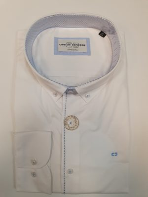Fehér extra méretű férfi ing