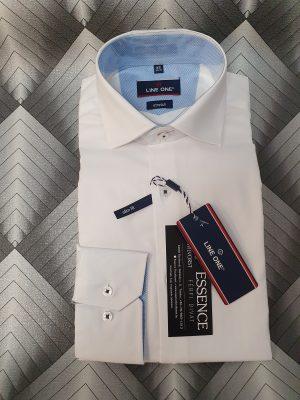 Line One alkalmi elegáns fehér ing