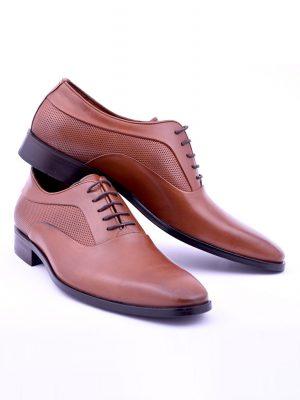 Manzetti-barna-bőr-cipő-