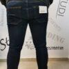 casual friday ultraflex sötétkék nadrág