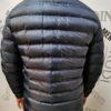 gate one kék szörmés kabát