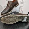 adga zsírosbőr barna cipő