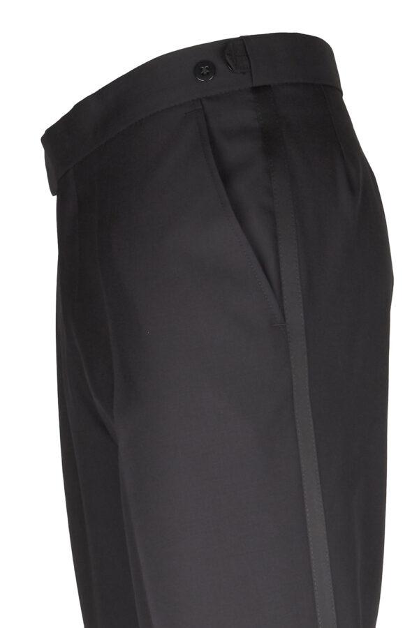 wilvorst fekete szmoking nadrág