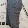 W.Wegener kék kockás nadrág