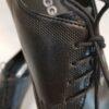 Lavaggio fekete bőr cipő