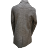 Harry Brown Szürke Szövet Kabát